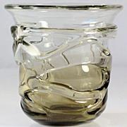 """Schneider """"Cordée"""" Series Vase"""