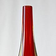 Seguso Sommerso Vase