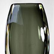 Orrefors Dusk Vase by Nils Landberg