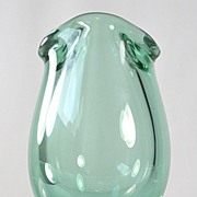 Holmegaard Vase by Per Lutken