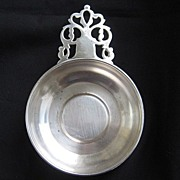 Vintage 3 3/4 Inch wide Porringer by Wallace Silversmiths