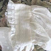 Darling Vintage Baby Bonnet
