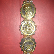 Victorian  British Martingale Horse Brasses