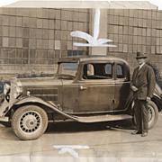 Chicago Tribune Press Photograph - Orville Wright circa, 1932