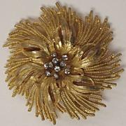 HAR Brooch - Shape of a Flower - Vintage