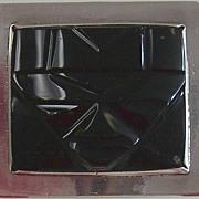 Sterling Silver & Black Onyx  3pc Set