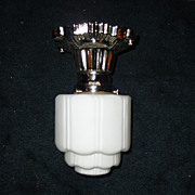 Art Deco Flush Mount Ceiling Light Fixture