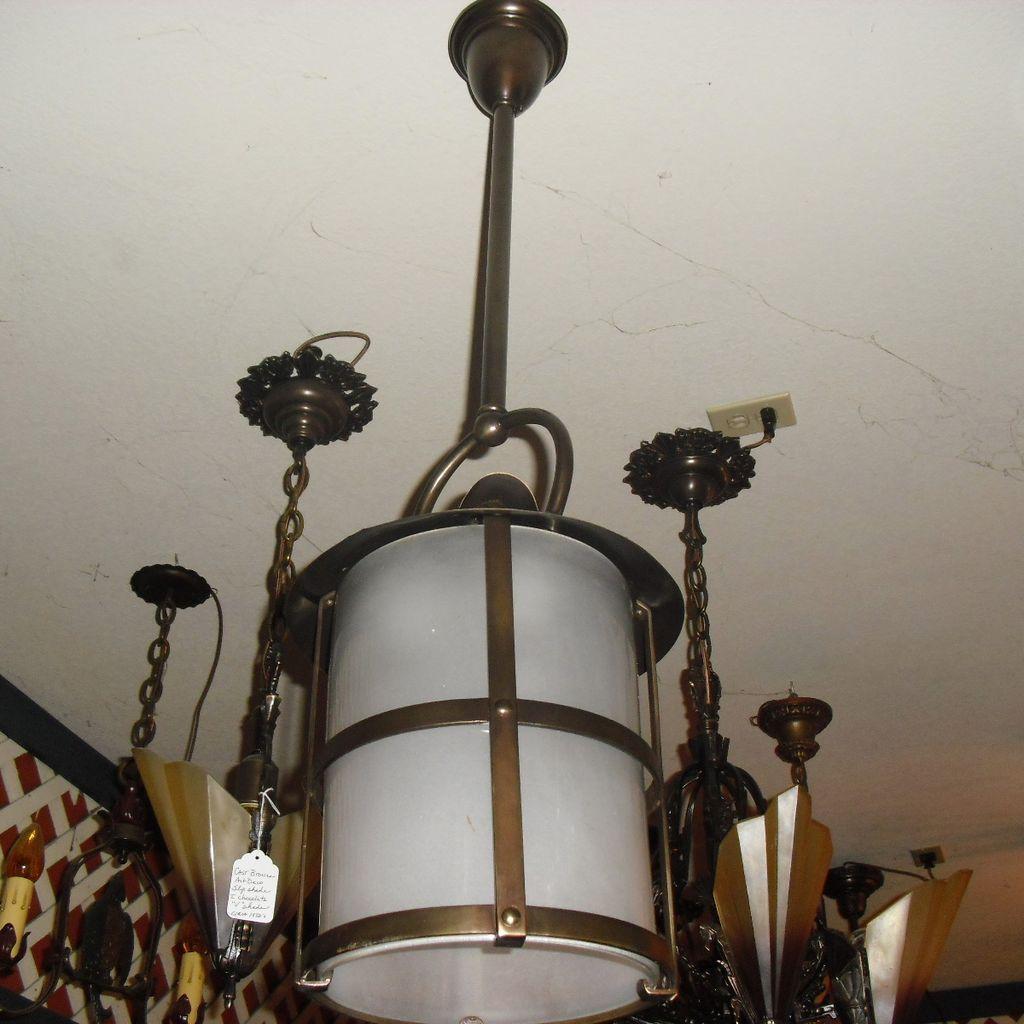 Arts & Crafts Entry/Hall Light Fixture