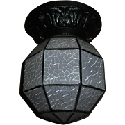 Arts and Crafts Porch Light / Ceiling Light