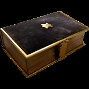 A Victorian Prayer Book. Circa 1857.