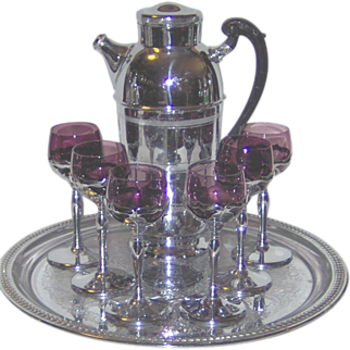 Farber Brothers Cocktail set