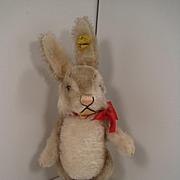 Steiff's Medium Sized Niki Rabbit With Two IDs