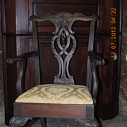Antique Chippendale Chairs