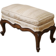 Antique French Foot Stool.
