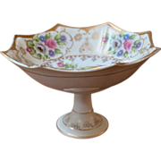 Vintage Compote, Footed Bowl, Arco, Japan.