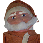 1920's Vintage Large Sweet Santa Claus