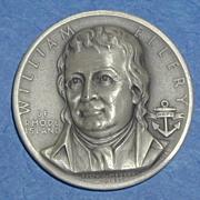 Declaration of Independence Medal - William Ellery of Rhode Island