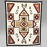 J.B. Moore Crystal Navajo Rug