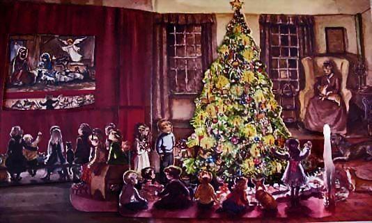 Tasha Tudor SIGNED Pop-Up 'Seasons of Delight' 1st Ed, Illustrated, Year on Old Fashioned Farm, Vermont