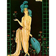 RARE 'The Brilliance of Art Deco' Julian Robinson, DJ, 1st Ed, Fashion Designers, Paintings, Art Nouveau, Photography, Haute Couture, Lithography