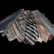 Skirt or Top of Vintage Ties