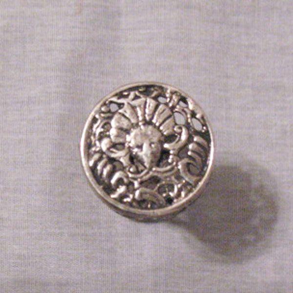 Vintage Antique Sterling Silver Egg Timer Birmingham Mark 1903 Excellent Condition