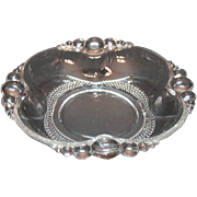 Vintage Duncan & Miller bon bon bowl in the tear drop pattern from 1936-55 that is still in ve