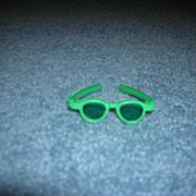 Vintage HTF 1950s Doll Eye Glasses!