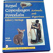 Royal Copenhagen Porcelain Animals and Figurines with Values