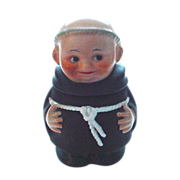 Goebel Friar Tuck Covered Sugar Bowl