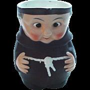 Rarer Goebel Friar Tuck Cross-eyed Monk Creamer