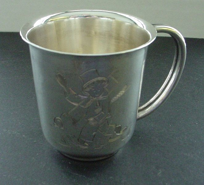 Sterling Silver Child's Cup