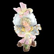 Miniature Beauty Royal Rudolstadt Bust