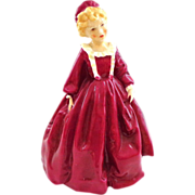 Royal Worcester Doughty Grandma's Dress Figurine