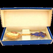 1974 Anton Michelsen Christmas Spoon with Box
