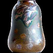 Antique Signed Weller Sicard Vase