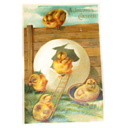 SALE Joyous Easter Postcard