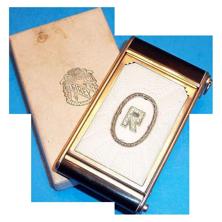 Girey Camera Compact in Original Box - Marked
