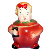 PeeDee Porcelain Stella Jam Jar - Marked
