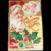 A Christmas Reverie Postcard