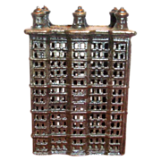 Old Cast Iron Building Bank