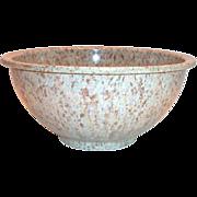 SALE Texas Ware #118 Melamine Confetti Bowl