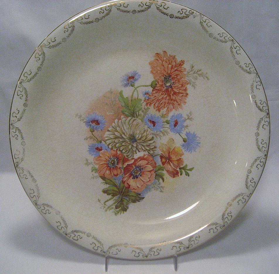 Knowles Taylor Knowles Floral Chop Plate