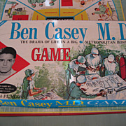 SALE Ben Casey M.D. Game - 1961