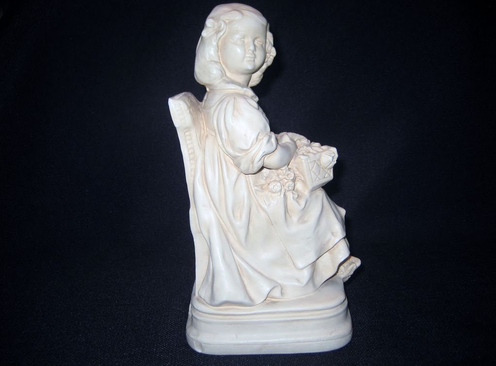 Chalk Girl Bookend - Abco