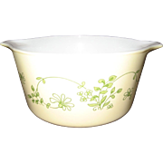 SALE Pyrex Small Shenandoah Casserole Dish