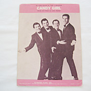 SALE 4 Seasons Sheet Music - Candy Girl