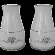 SALE Noritake Salt and Pepper Shakers