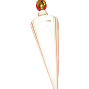 SALE Lenox 1991 Floral Spire Ornament