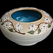 Pigeon Forge Pottery Dogwood Bowl